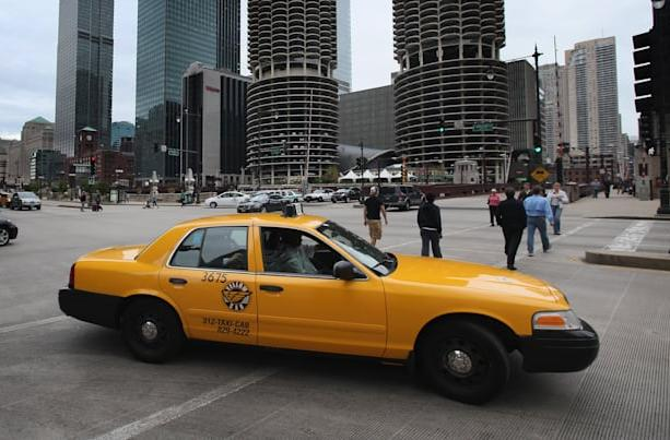 Chicago's getting its own Uber-like app for ordering taxis