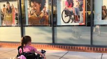 This Mom's Powerful Photo Captures Why Inclusive Advertising Is So, So Important