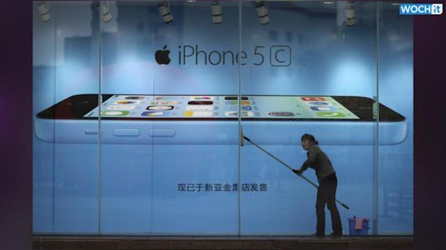 China Telecom Tries To Woo IPhone Buyers Ahead Of China Mobile Launch