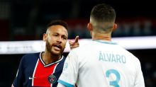 Neymar banned for two games, Alvaro investigated after PSG-Marseille brawl