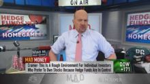 Cramer: Oil prices are taking too much control over the s...