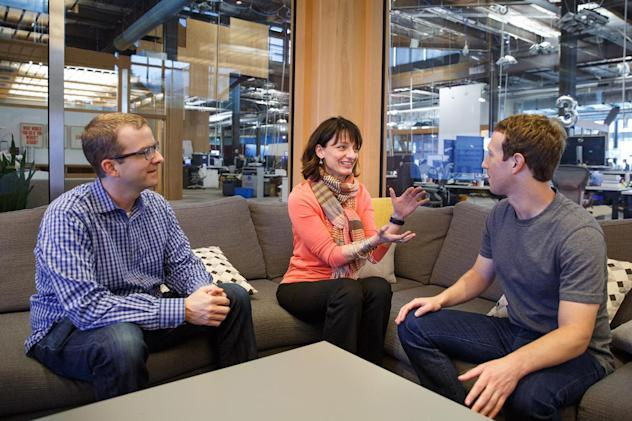 Facebook poaches Google's advanced technology lead