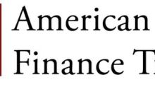 American Finance Trust Announces Third Quarter 2019 Results