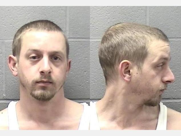 . Brian J. Konteck, of the 200 block of North Delphia Avenue in Park Ridge, faces several charges following the April 24 incident.