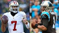Kaep vs Cam – Who has the edge?
