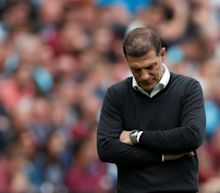 Slaven Bilic in firing line again with West Ham job under threat after Spurs defeat
