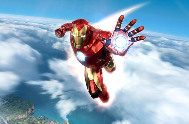 'Iron Man VR' developers explain the game's free-roaming flight