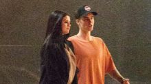 Justin Bieber, Selena Gomez Take a Stroll Together in Beverly Hills
