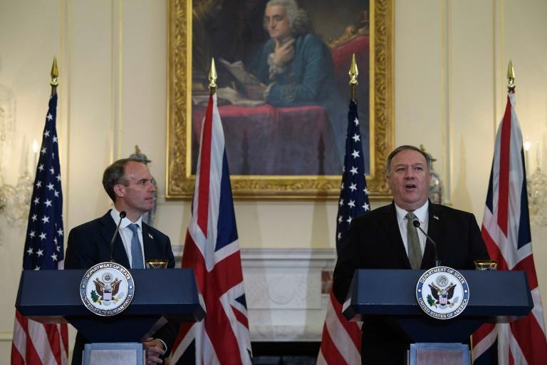 Pompeo confident UK will resolve EU standoff