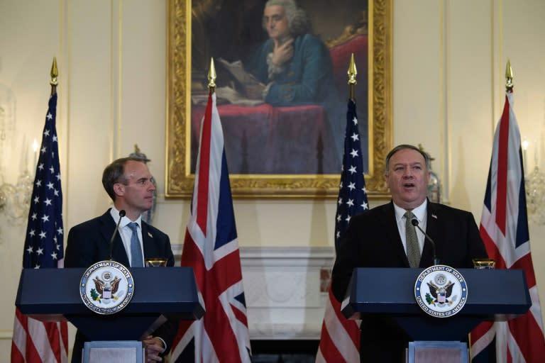 Pompeo confident UK will resolve EU standoff