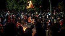 US-Polizisten erschießen nach tödlichen Schüssen in Portland Tatverdächtigen