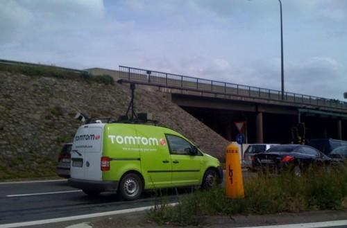 TomTom working on its own Street View-like service?