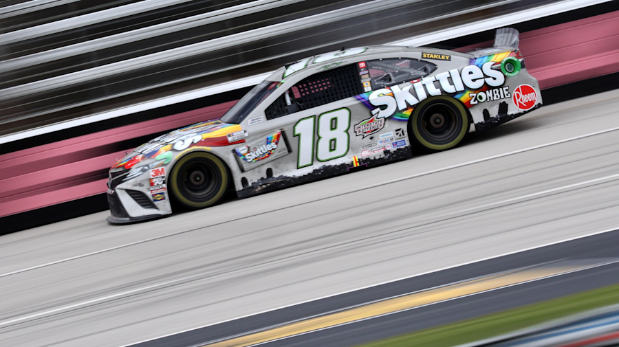 Don't mess with Kyle Busch in Texas
