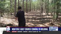 Creating Disc Golf Course In Memory of Friend