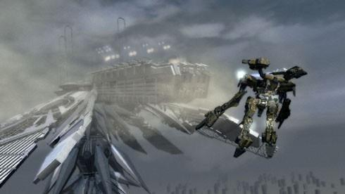Ubi to release Armored Core for Answer in September