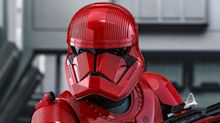 'Star Wars' reveals striking new Stormtroopers for 'Episode 9'