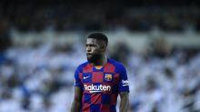 Foot - ESP - Selon «Sport», le Barça souhaiterait se séparer de Samuel Umtiti dès cet été