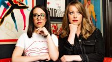 Sibling revelry: the sisters who became ferociously funny comedy duos