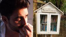 Actor Manav Kaul Has a 'Little Free Library' in His Colony and Netizens Love it