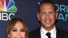 ¿Bajo un mismo techo Jennifer Lopez y Alex Rodriguez?