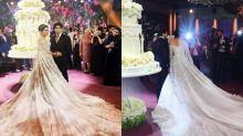 比 Kate Middleton 還要貴 20 萬美金!這位新娘的史上最貴訂製婚紗,真的值得嗎?!