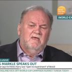 Meghan Markle's dad opens up about Prince Harry in new interview