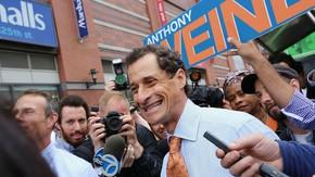 Anthony Weiner Announces Bid For Whatever's Left