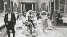 Rare photos from Princess Diana and Prince Charles' wedding released