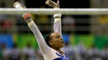 Olympic Gymnast Performs To Beyoncé Track, Slays It