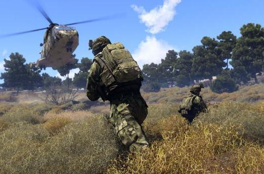 The good and bad of early access from Arma 3 dev