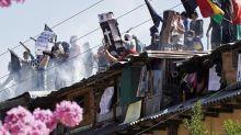 Bolivian prison inmates riot over coronavirus exposure