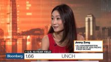 AllianceBernstein's Zeng Likes U.S. Treasuries, Government Bonds