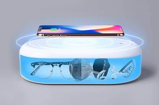 Keep your smartphone virus-free with this UV box