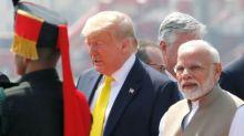 "Trump hopes to ink a US-India trade deal despite ""tough negotiator"" Modi"