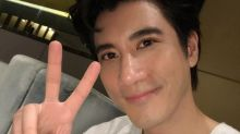 Wang Leehom to welcome first son