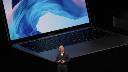 Apple CEO calls new tech regulation'inevitable'
