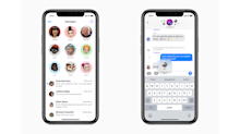Facebook Wants to Be Your Default iPhone Messaging Service