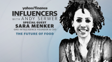Influencers with Andy Serwer: Sara Menker