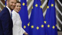 EU leaders set to reject Turkey-Libya maritime border deal