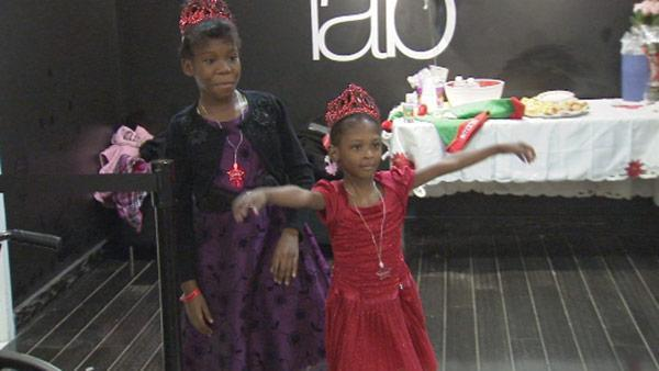 Elkins Park sisters treated at KoP by Make-a-Wish