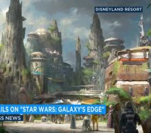 Details released on Disneyland's planned 'Star Wars: Galaxy's Edge' attractions