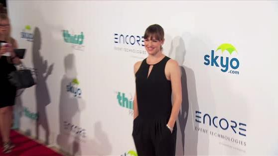 Jennifer Garner Steals the Show at the Thirst Project Gala