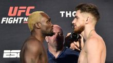 UFC Fight Night live stream: How to watch Derek Brunson vs Edmen Shahbazyan online and on TV tonight