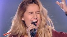 """The Voice"" : Lidia Isac, une ancienne candidate de l'Eurovision tente sa chance"