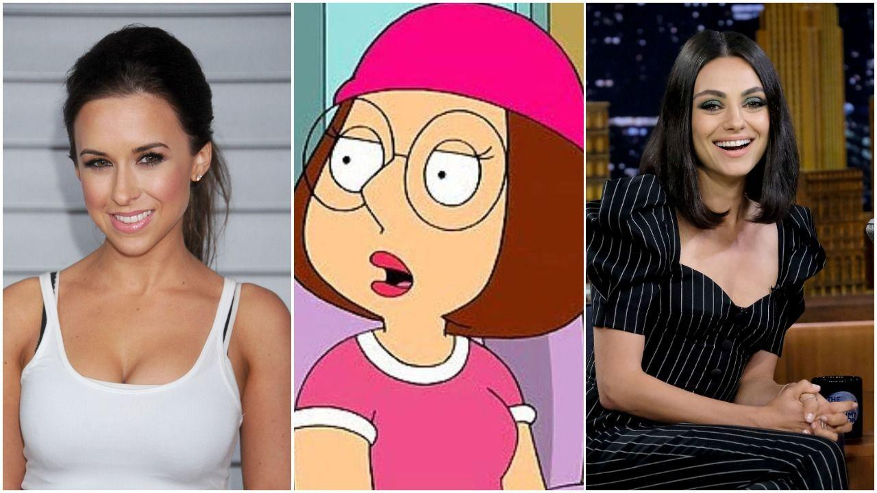 "<p>You wouldn't know this unless you were mining IMDb on a very chill Monday night, but Meg was originally played by Lacey Chabert before being replaced by Mila Kunis. Apparently, Lacey was <a href=""https://screenrant.com/lacey-chabert-family-guy-meg-departure-reason/"" rel=""nofollow noopener"" target=""_blank"" data-ylk=""slk:too busy with school"" class=""link rapid-noclick-resp"">too busy with school</a> and <em>Party of Five</em>. </p>"
