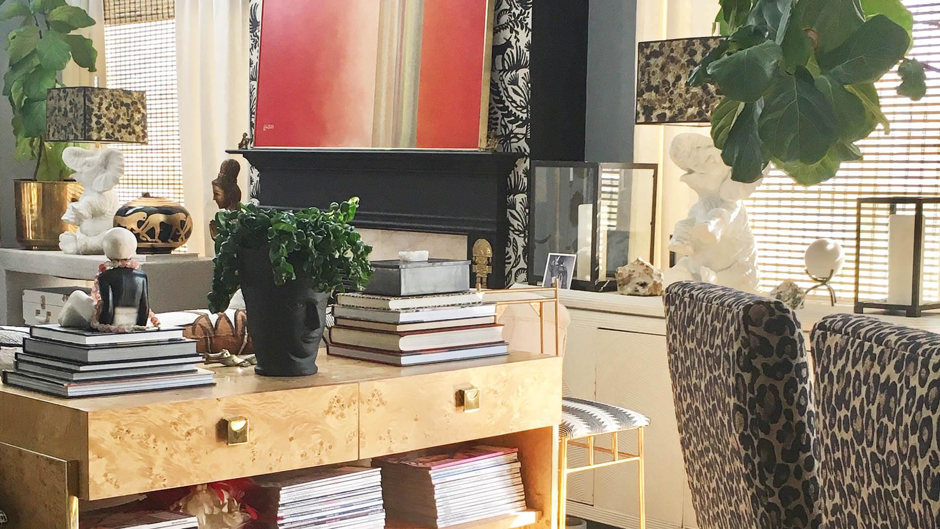 How to decorate your home like an interior designer with thrift store finds