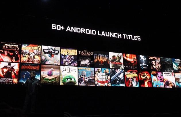 Crysis 3, Doom 3 and more ported to Android, powered by NVIDIA