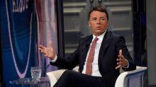Renzi: solo un messaggino a Zingaretti? Non è così, no polemiche