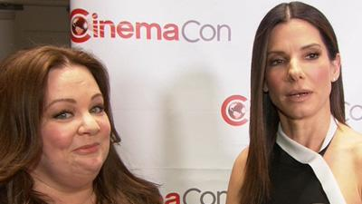 Melissa McCarthy and Sandra Bullock Bring 'The Heat'