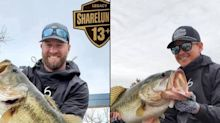 Two giant — not to mention rare — 'ShareLunker' bass caught in Texas lake on same day